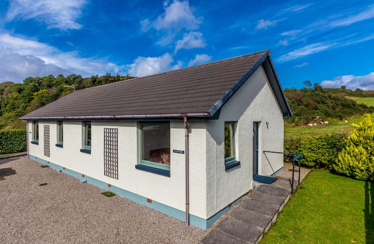 Kings Reach Cottages - Dunadd