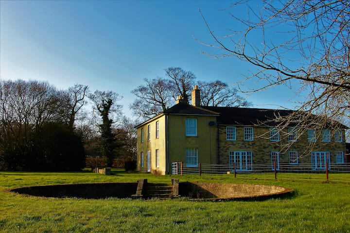 Manor Farm Knodishall Bed and Breakfast - Suffolk