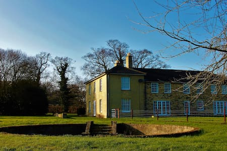 Manor Farm Knodishall Bed and Breakfast - Suffolk - Pousada