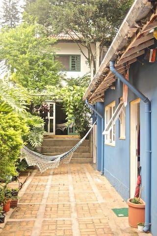 Quarto charmoso na Vila Madalena - San Paolo - Casa