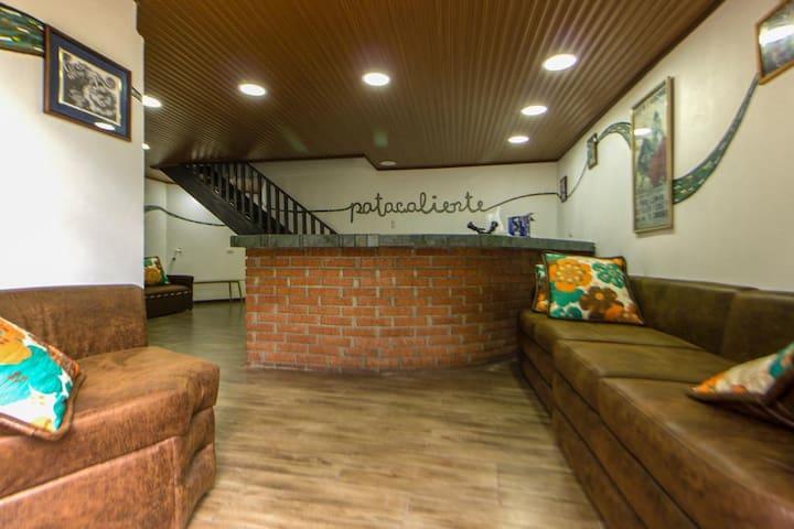 Patacaliente House - La Virgen de Suyapa