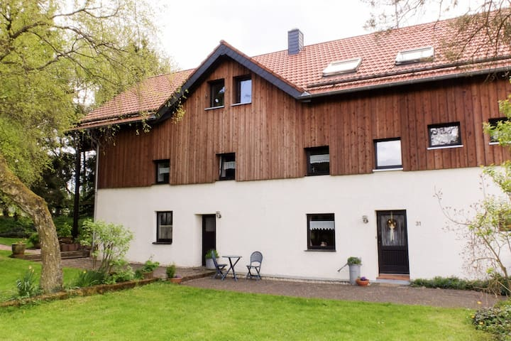 Haus Plattes – Ferienhaus, Eifel - Roth bei Prüm - Hus