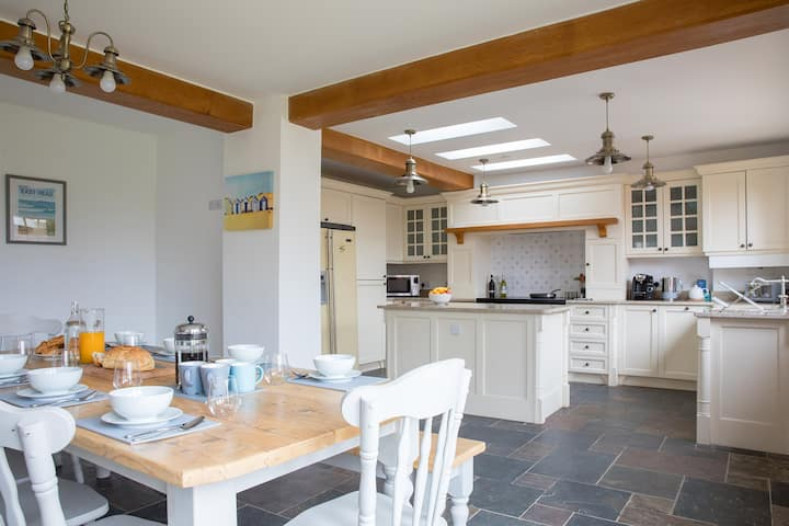 Beautiful West Wittering house with views