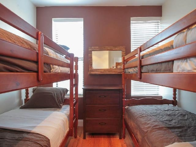 Washington Heights: Bed in a Shared Room