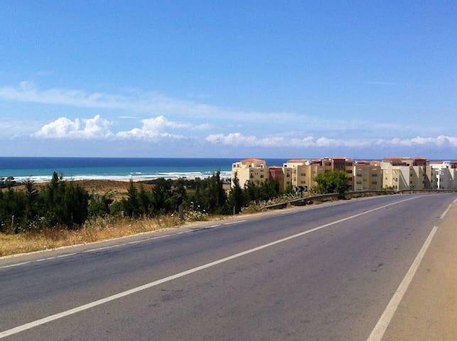appartement vue sur mer - Tanger - Leilighet