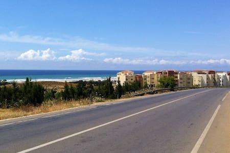 appartement vue sur mer - Tanger - アパート