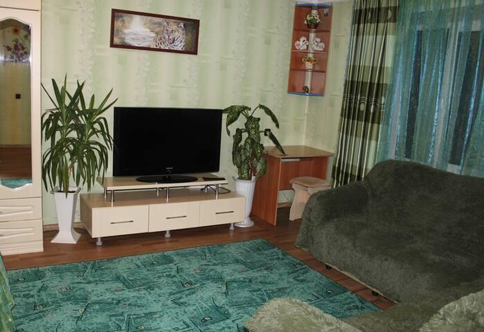 Квартира студия в центре города - Усть-Каменогорск - Apartment