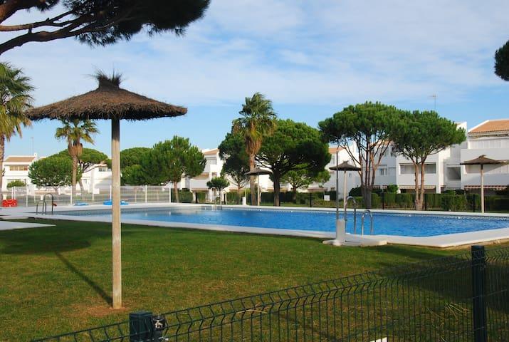 Novo Sancti Petri - Retama Golf - Chiclana de la Fra. (Cádiz) - Apartment