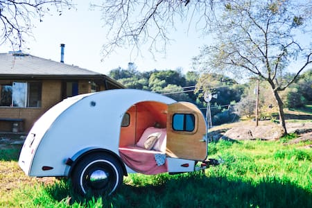 Teardrop Trailer // Yosemite Region - Mariposa - Camper/RV