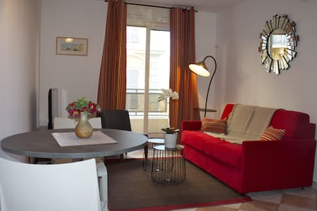 Very nice and charming flat in Nice