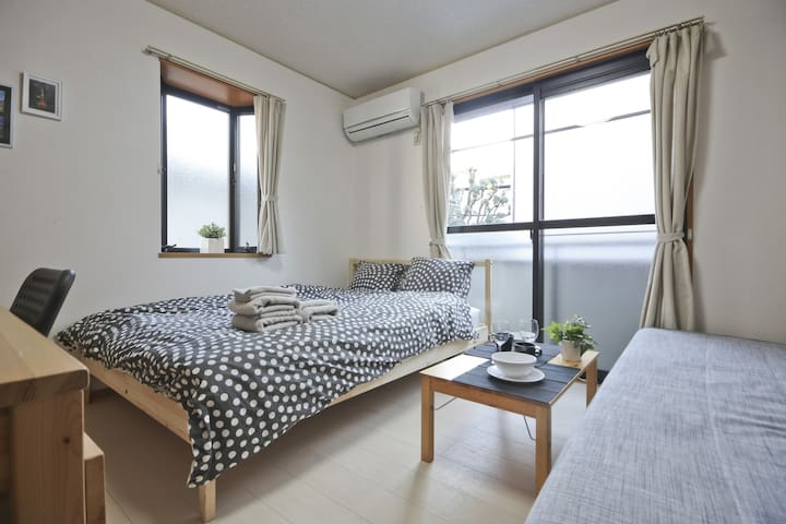 (2) SHINJUKU area/2min from station - Shibuya-ku - Wohnung