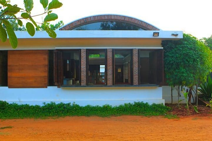 Bougan Villa - Home away from home - Bommayapalayam - Bed & Breakfast