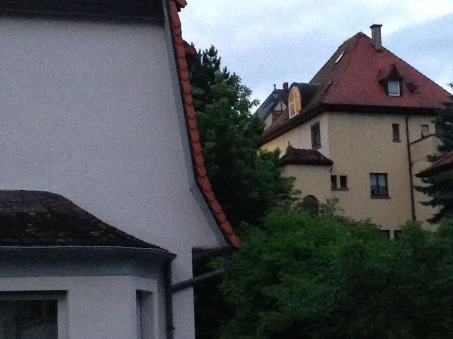Haus: DG Westansicht
