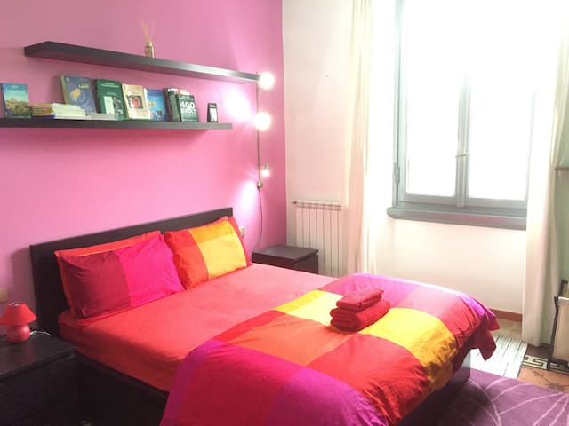 Room is paid but friendship is always free - Milano - Apartment