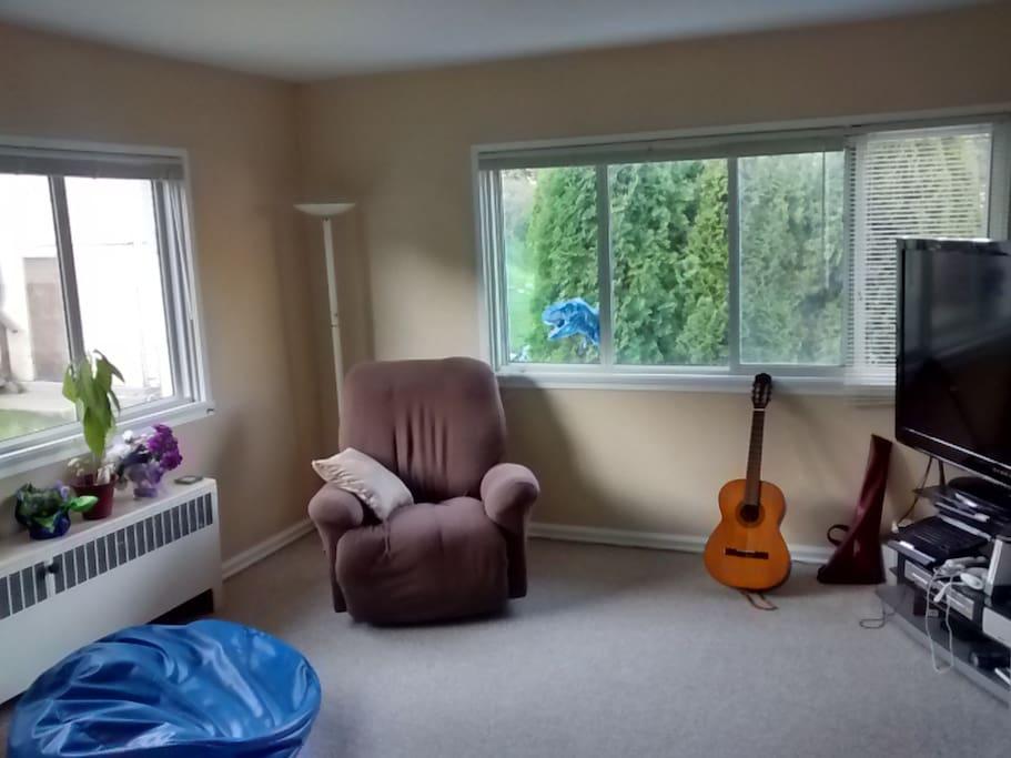 "Living Room (60"" LCD )"