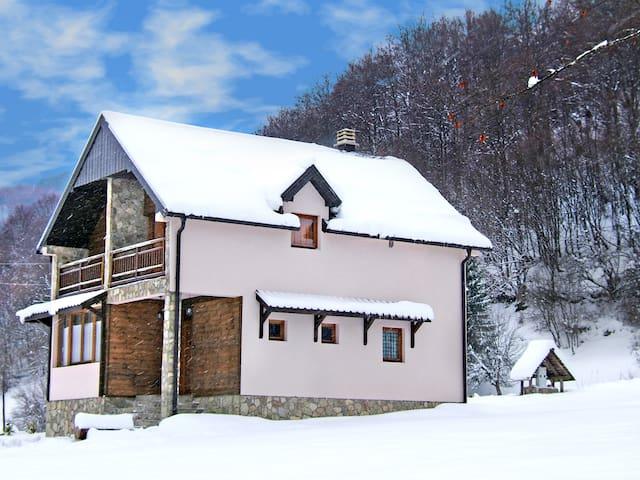 Villa Drijenak - Kolašin - Casa