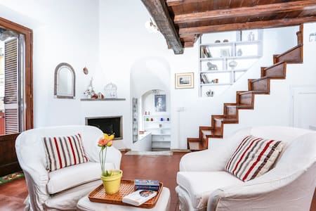 Pantheon Romantic Nest with Terrace - Roma - Appartamento