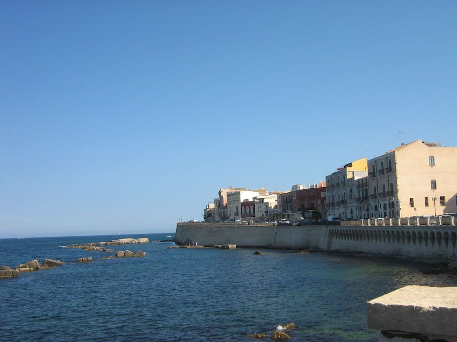 Appartamenti Ortigia