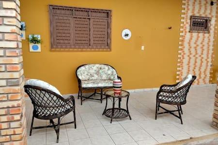 Casa de Praia em Tibau do Norte - RN