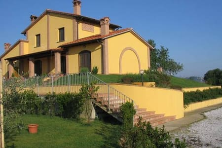 Villa  with pool near Pisa Florence