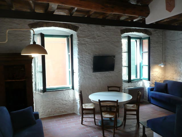 Riomaggiore Centro, Parco 5 Terre - Riomaggiore - Apartament