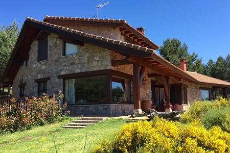 Casa de campo para grupos, en la Sierra de Gredos