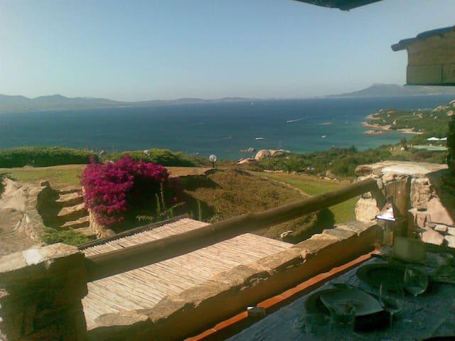 Stunning sea view villetta Sardinia - Olbia - Villa