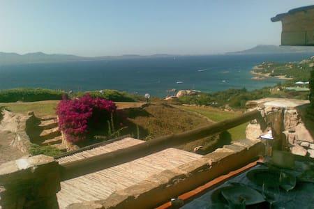 Stunning sea view villetta Sardinia - Olbia