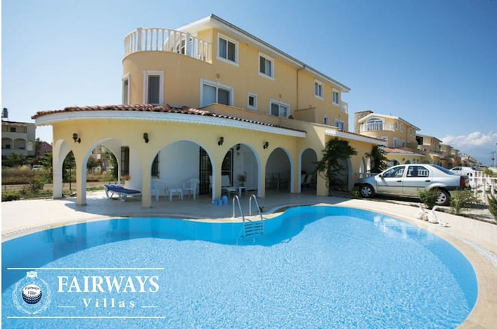 Exclusivel Villa+Private Swim. Pool - Belek