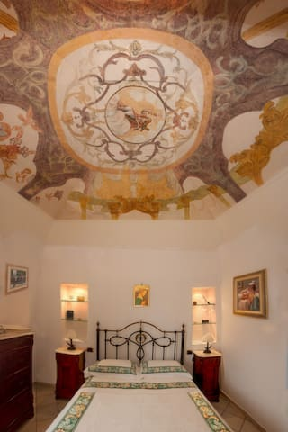 Casa Degli Affreschi, Panoramic terrace. - Maiori - Hus