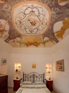 Casa Degli Affreschi, Panoramic terrace. - Maiori - Rumah