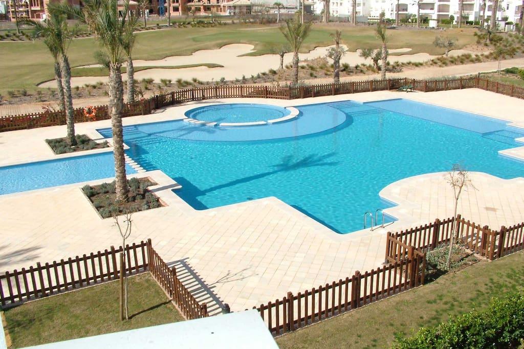 La Torre Golf Resort With Free Wifi Apartments For Rent In Torre Pacheco Regi N De Murcia Spain