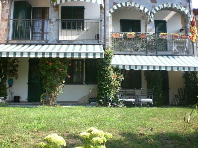 Villetta a schiera con giardino - Montegrino Valtravaglia - Appartement