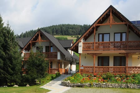 Apartment in the heart of Pieniny - Jaworki / Szczawnica