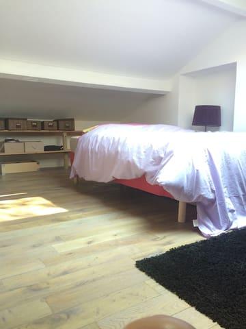 1 chambre dans maison au calme - Cabriès - Casa