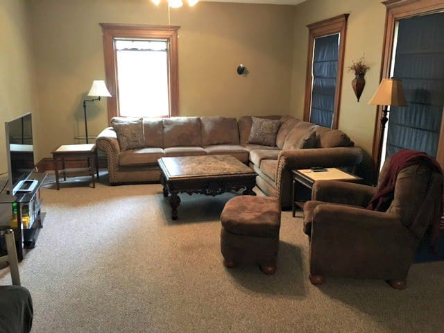 Unique, historic apt near downtown Sioux Falls - Sioux Falls