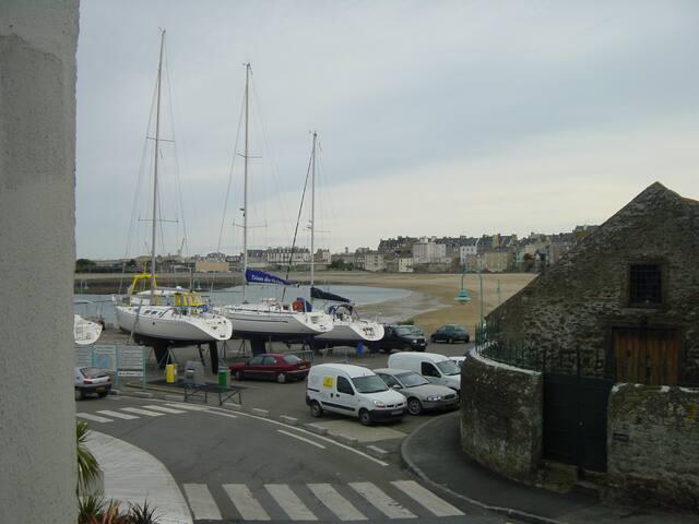 Saint Malo  , appartement 3 piéces - Saint-Malo - Lägenhet