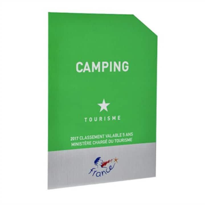 Camping à la ferme Sarthe (emplacements tente...)
