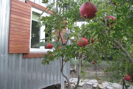 "Eco ""Stuga"" in Fruit Garden incl. Bikes - Kemer"