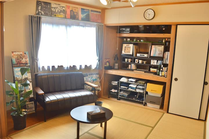 Homestay Accommodation  ~Coffee Break Dazaifu~