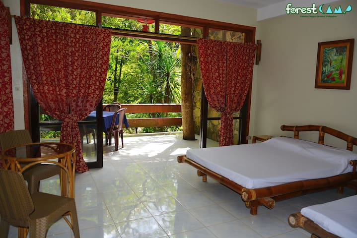 Family Cottage for 10 Persons at Forest Camp (NAR)