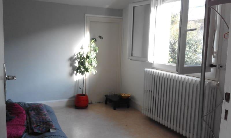Chambre atypique et indépendante - Toulouse - Haus