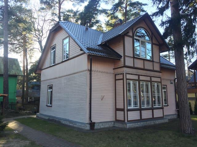 Cozy house in the heart of Jurmala - Jūrmala - Casa