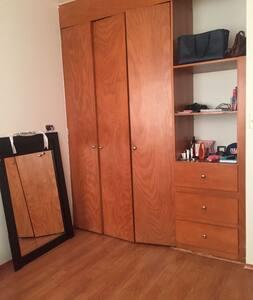Se renta agradable cuarto en zona bien situada - Ciudad de México