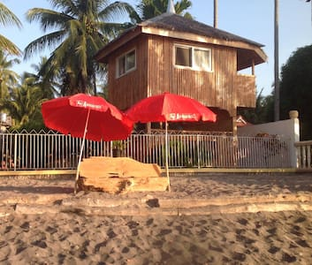 Ocean front cottage...Great Views! - Zamboanguita - Bungalo