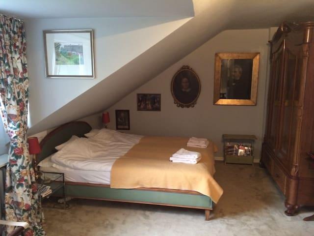 Gemütliches Zimmer in Blankenese