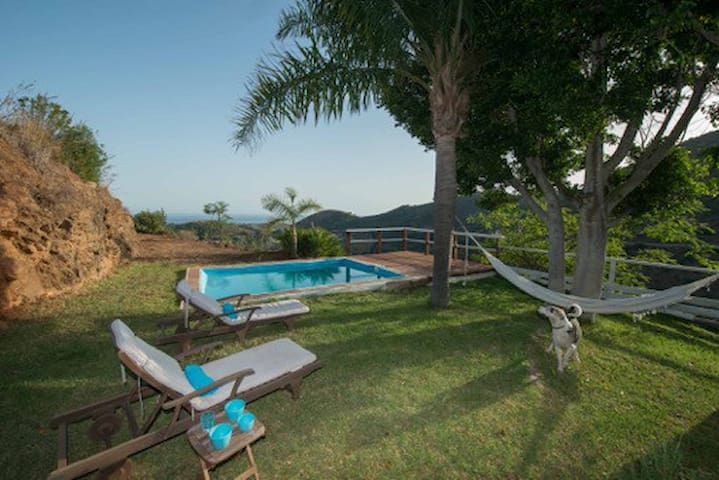 Lovely  country house close to the beach and golf - Marbella - Hus