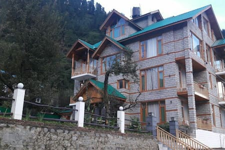 Nature bliss cottage - Manali - Bed & Breakfast