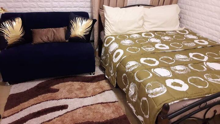 Rosie's Place - a comfy space @ trees residences