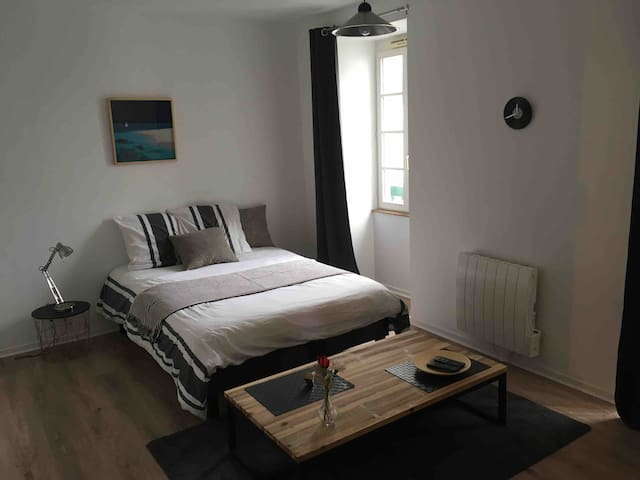 Appartement 28 m2 en centre ville de Vannes